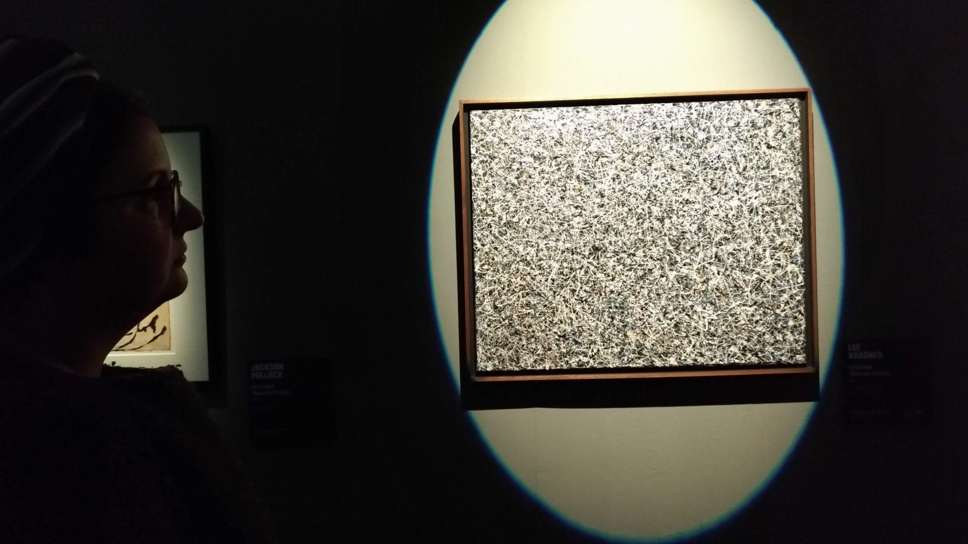 Pollock - chiara sicuriello - Vittoriano Roma - Arte e benessere psicologico